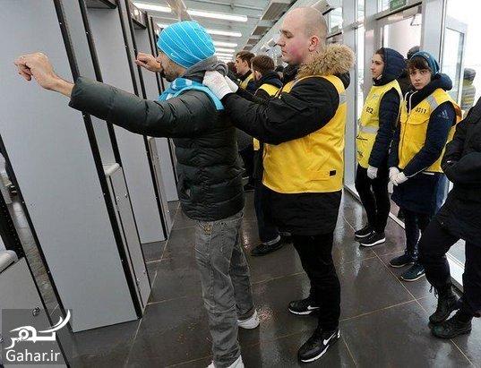 taftish هتک حرمت به زنان ایرانی در فرودگاه گرجستان ، بازرسی بدون مانتو و روسری