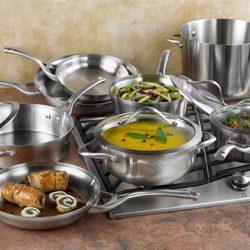 هشدارهایی در مورد استفاده از ظروف استیل