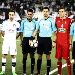 زمان بازی نیمه نهایی لیگ قهرمانان اسیا پرسپولیس السد