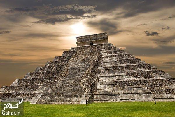 تمدن مایا چرا اسرارآمیز بودند؟, جدید 1400 -گهر
