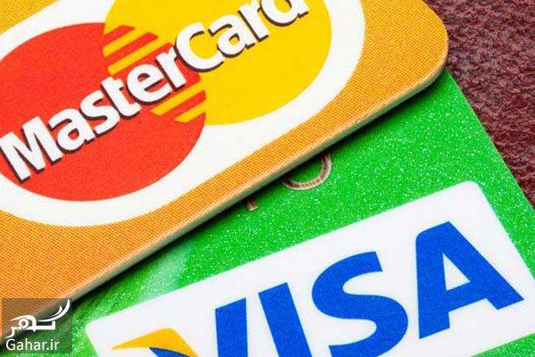 تفاوت مستر کارت و ویزا کارت در چیست؟, جدید 1400 -گهر