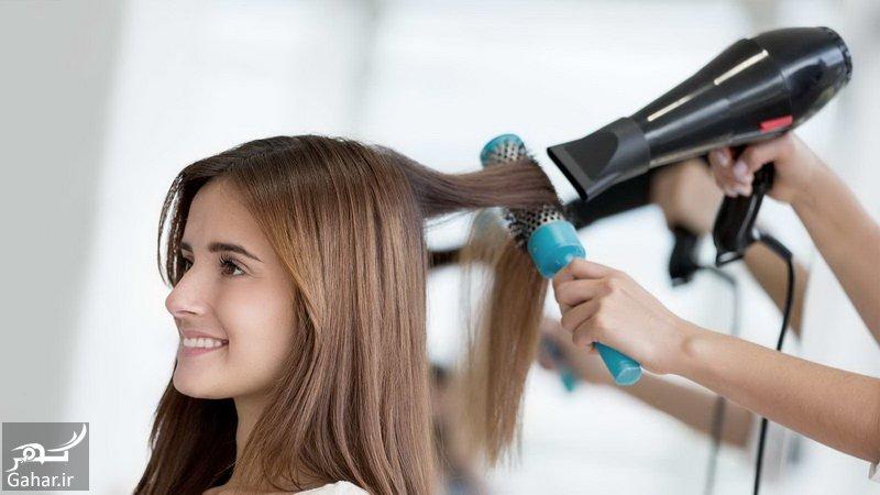 blowout banner معرفی بهترین روش خشک کردن مو بعد از حمام