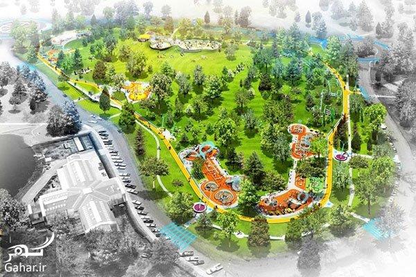 mataleb gahar.ir 13 shahrivar 97 1 ایده ها و طرح های جالب و کاربردی برای طراحی فضای باز شهری