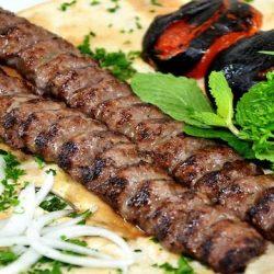 طرز تهیه کباب کوبیده سنتی ایرانی