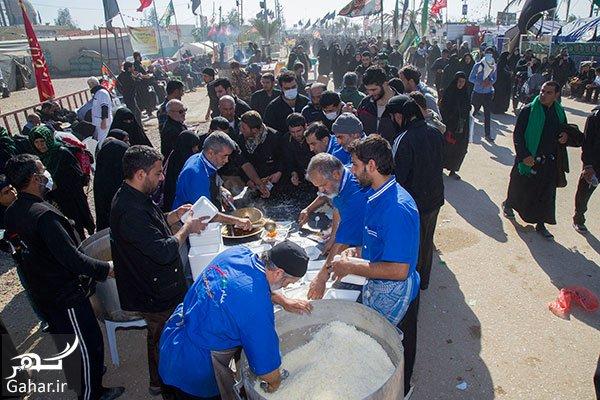 mataleb www.gahar .ir 03.07.97 3 نکات مهمی در مورد موکب های اربعین