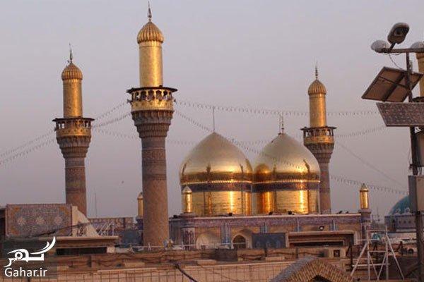 mataleb www.gahar .ir 05.07.97 3 آشنایی با اماکن زیارتی سامرا عراق