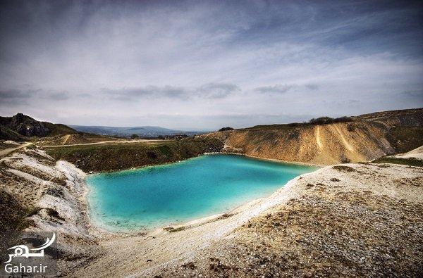 mataleb www.gahar .ir 15.06.97 8 سمی ترین دریاچه جهان کجاست؟