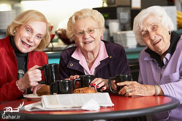 mataleb www.gahar .ir 17.06.97 2 توصیه هایی به سالمندان برای ساختن یک زندگی شاد