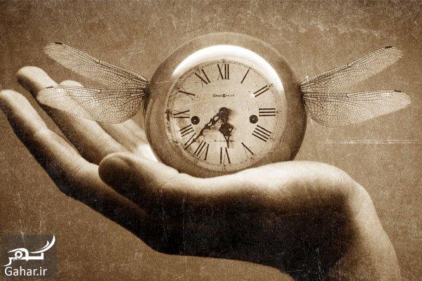 افرایش سن و نحوه گذر زمان چه ارتباطی با هم دارند؟, جدید 1400 -گهر