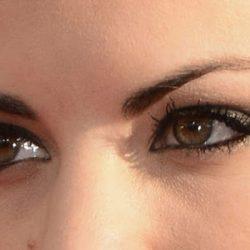 آموزش آرایش چشم برای پلک های افتاده
