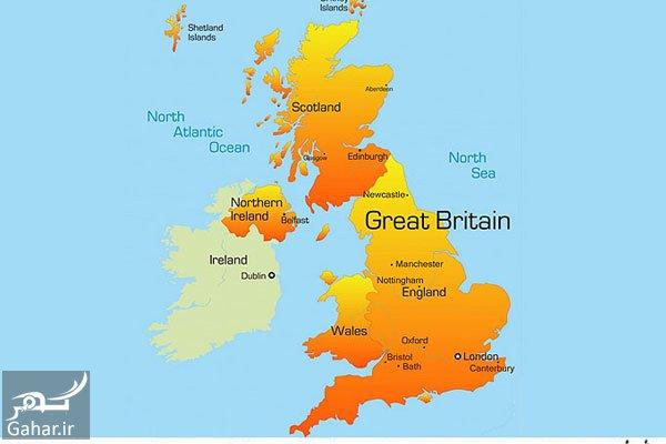 بریتانیا و انگلیس چه تفاوتی با هم دارند؟, جدید 1400 -گهر