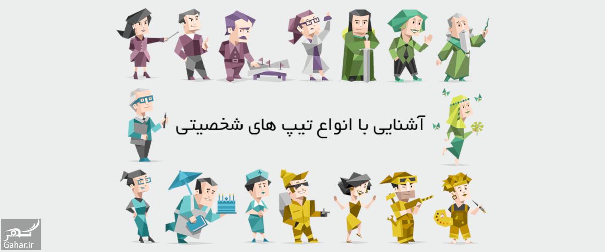 mataleb www.gahar .ir 21.06.97 1 1 معرفی انواع تیپ های شخصیتی