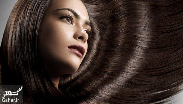 mataleb www.gahar .ir 22.06.97 5 موهای زنان هندی چرا اینقد پرپشت و زیبا است؟