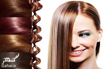 mataleb www.gahar .ir 25.06.97 11 راهنمای انتخاب رنگ مو پاییزی