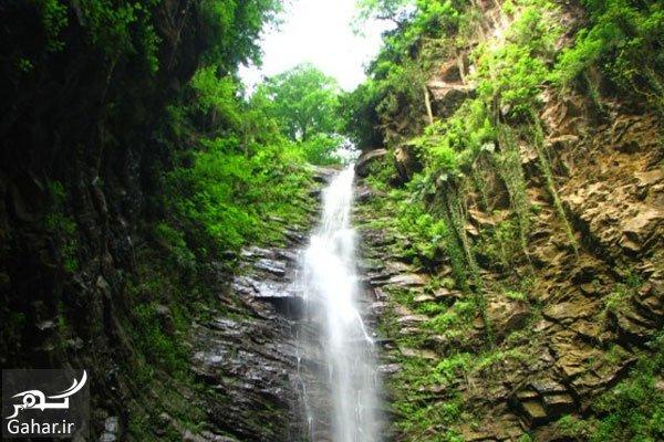 mataleb www.gahar .ir 25.06.97 2 آبشار گزو کجاست ؟