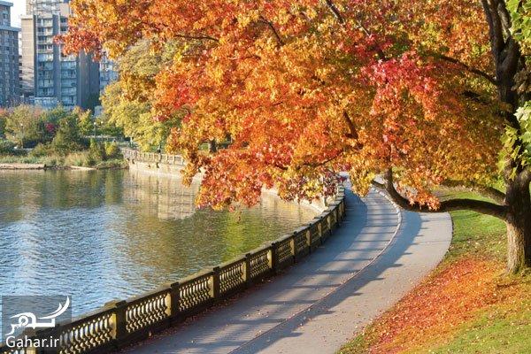 mataleb www.gahar .ir 30.06.97 4 معرفی بهترین کشورها برای مسافرت در پاییز