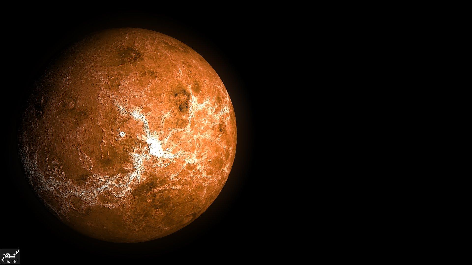 حقایقی جالب و خواندنی در مورد سیاره زهره, جدید 1400 -گهر