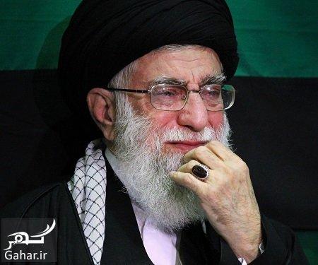 rahbari اشکهای رهبری با مداحی سید مجید بنی فاطمه و نوحه جان آقا سنه قربان آقا + دانلود