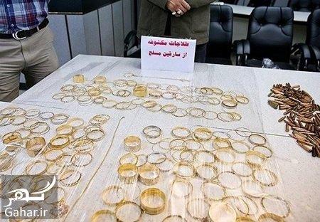 ۱۰۰ سال حبس برای سارقان طلا ولی اختلاسگران …!, جدید 1400 -گهر