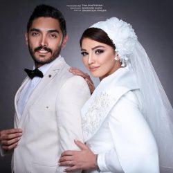 عکسهای سالگرد ازدواج سیما خضرآبادی و همسرش