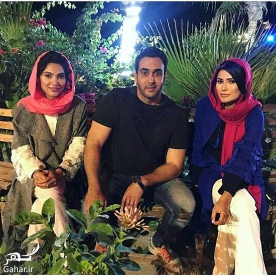 shiva taheriiiii  عکس بازیگران سریال ریکاوری و خلاصه سریال ریکاوری ویژه نمایش خانگی
