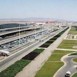 هزینه پارکینگ فرودگاه مهرآباد در سال ۹۸