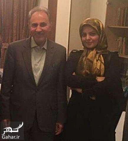 963169 817 جنجال ازدواج مجدد نجفی شهردار سابق تهران و صحبتهای همسر دومش