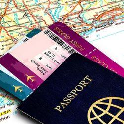 فرق پاسپورت و ویزا چیست؟