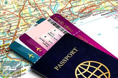 Passport visa فرق پاسپورت و ویزا چیست؟