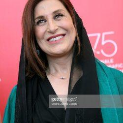 پوشش نامتعارف فاطمه معتمدآریا در جشنواره فیلم ونیز / ۵ عکس