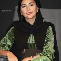 استایل زیبای هدی زین العابدین در اکران مردمی عرق سرد / ۸ عکس
