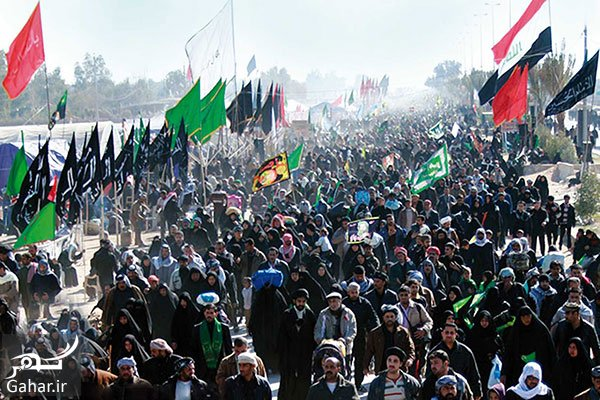 mataleb www.gahar .ir 14.07.97 2 تجربیات و خاطرات پیاده روی اربعین حسینی