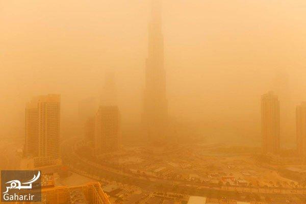 طوفان شن چیست و چگونه به وجود می آید؟, جدید 1400 -گهر