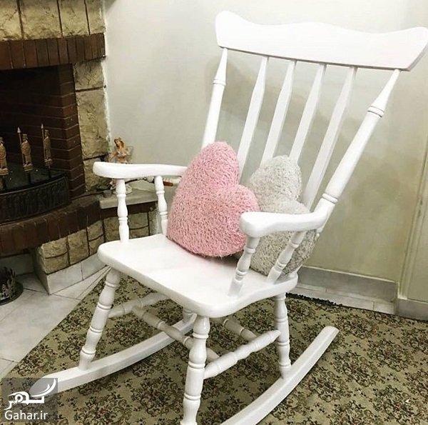 rock chairs مدلهای جدید صندلی راک (صندلی گهواره ای آرام بخش)
