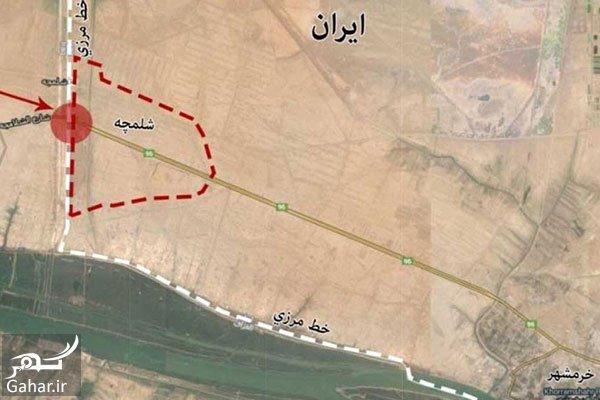 shalamcheh1 با شهر شلمچه در خرمشهر بیشتر آشنا شوید