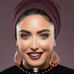 عکسهای آتلیه ای جدید ساناز طاری