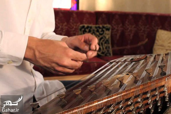 www.gahar .ir 19.07.97 5 انواع آلات موسیقی و سازهای ایرانی