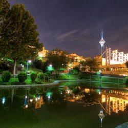 آدرس بوستان گفتگو