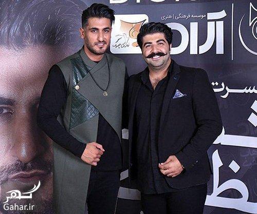 behnaz shahab کنسرت صد هزار نفری بهنام بانی و شهاب مظفری در ورزشگاه آزادی