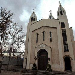 فهرست کلیساهای تهران + آدرس