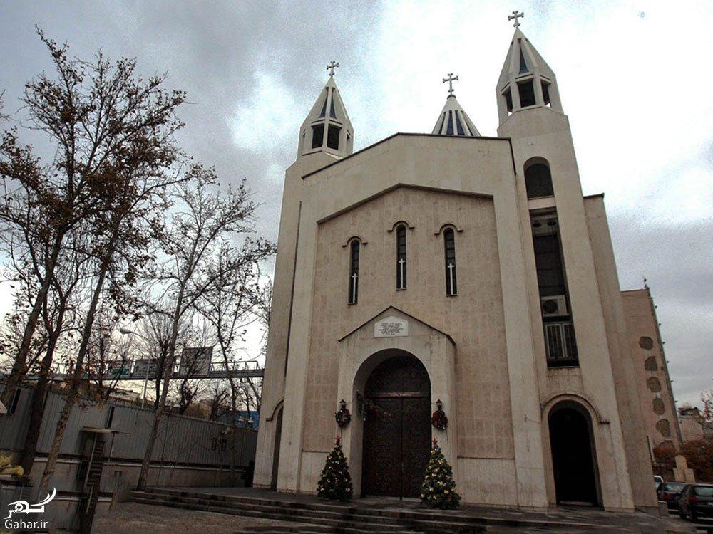 mataleb www.gahar .ir 2 28.08.97 2 فهرست کلیساهای تهران + آدرس