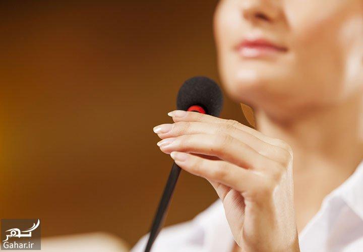 راهکارهای عملی برای غلبه بر ترس از سخنرانی, جدید 1400 -گهر