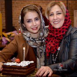 عکسهای جشن تولد شبنم قلی خانی با حضور هنرمندان