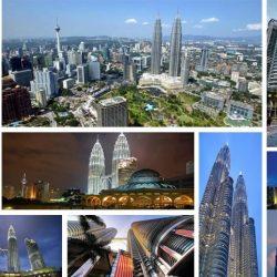 مهمترین جاذبه ها و مکان های دیدنی مالزی