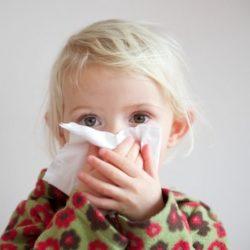 دارو برای آبریزش بینی کودکان