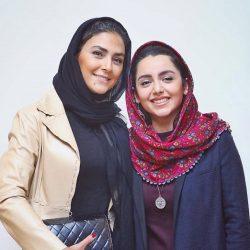 نازنین بیاتی و هدی زین العابدین در اکران خصوصی آستیگمات / ۸ عکس