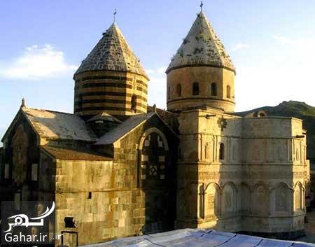 mataleb www.gahar .ir 26.09.97 8 معرفی قدیمی ترین کلیساهای جهان