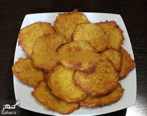 mataleb www.gahar .ir 27.09.97 9 سه روش طرز تهیه کوکوی سیب زمینی