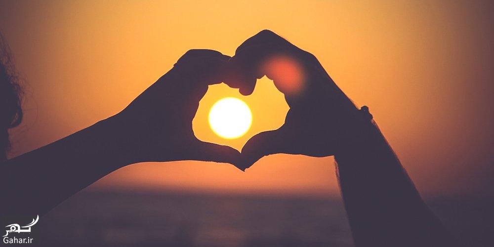 mataleb www.gahar .ir 28.09.97 9 عشق واقعی چیست و چه ویژگی دارد؟