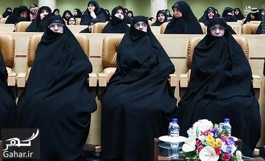 OnlineNe بیوگرافی دختران امام خمینی (ره)